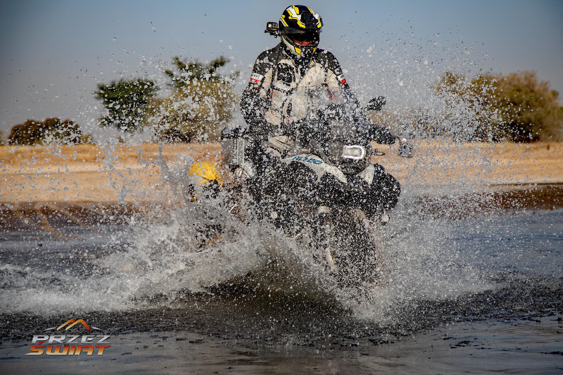 Wyprawy motocyklowe Senegal i Gambia