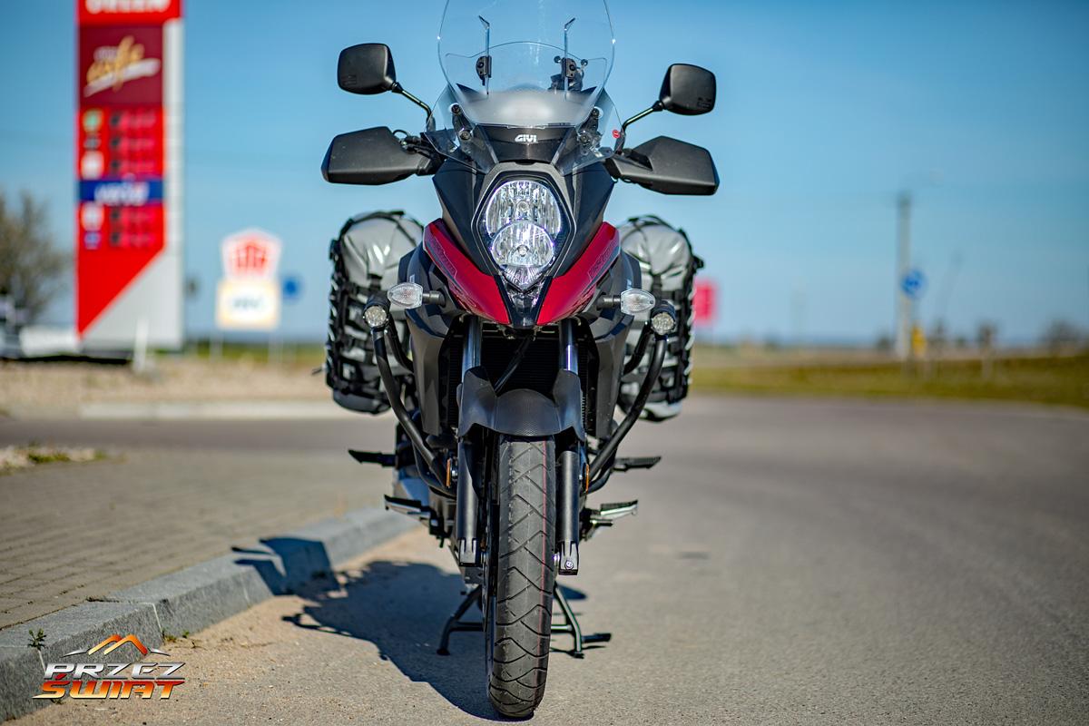 Sakwy motocyklowe 5 seonds