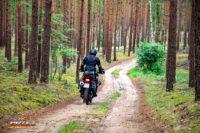 Wyprawy motocyklowe po Polsce - Operacja Bunkier