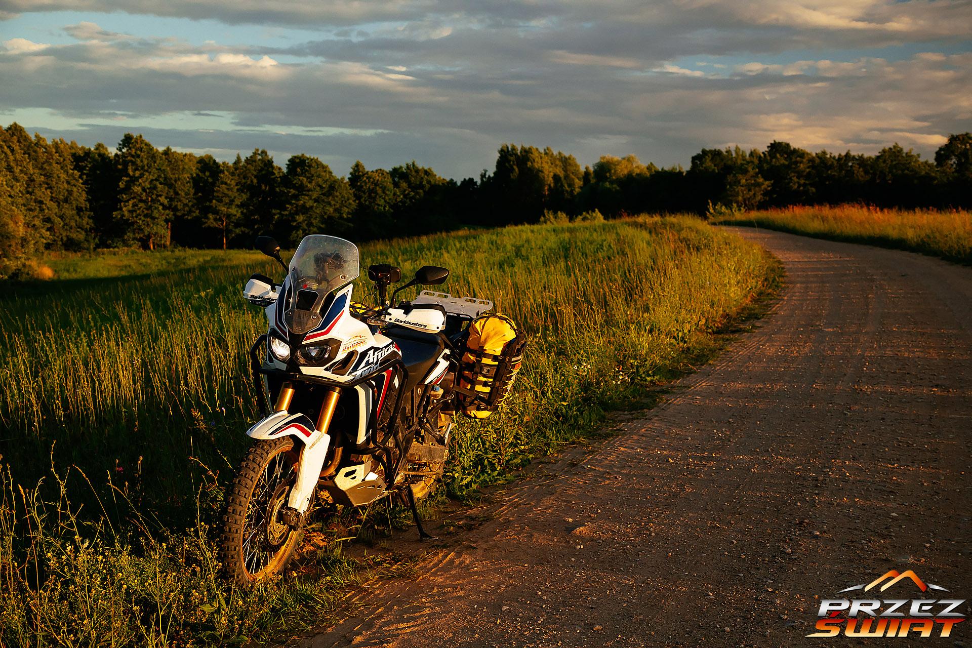 wyprawy motocyklowe po Polsce - Podlaska Pohulanka