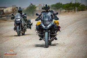 Wyprawy motocyklowe Senegal