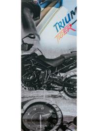 Bandana Komin Triumph Tiger 800XC