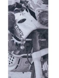 Komin Buffka Honda Africa Twin XRV750