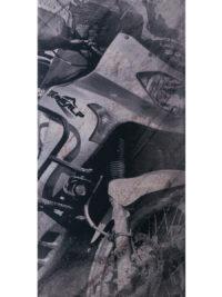 Komin Buffka Honda Transalp XL650