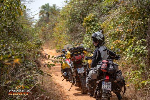 Wyprawy motocyklowe Afryka Senegal i Gambia