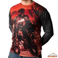 Koszulki Termoaktywne z długim rękawem