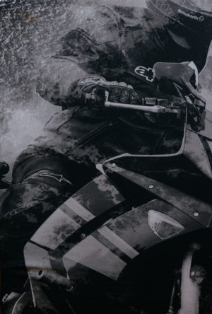 Bandana komin motocykl 0