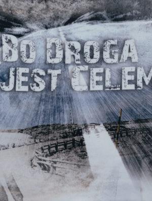 bandana komin Bo droga jest celem...