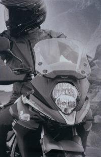 bandana komin motocykl Suzuki V-storm DL650/DL100