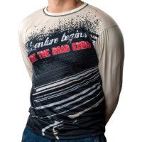 Koszulka z długim rękawem OFF-ROAD