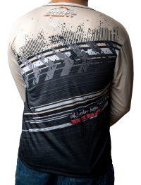 koszulka termoaktywna z długim rękawem