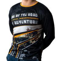 Koszulka z długim rękawem ADVENTURE