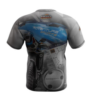 Koszulka termoaktywna Honda CRF1100 Adventure Sport Africa Twin