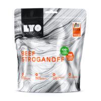 Żywność liofilizowana- Strogonoff