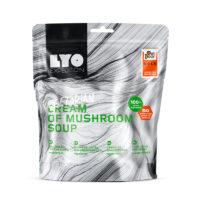 Żywność liofilizowana - Zupa krem grzybowy