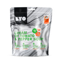 Żywność liofilizowana - Zupa krem pomidorowo-paprykowa