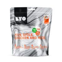 Żywność liofilizowana - Kurczak 5 smaków