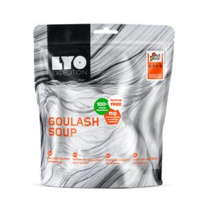 Żywność liofilizowana - Zupa gulaszowa