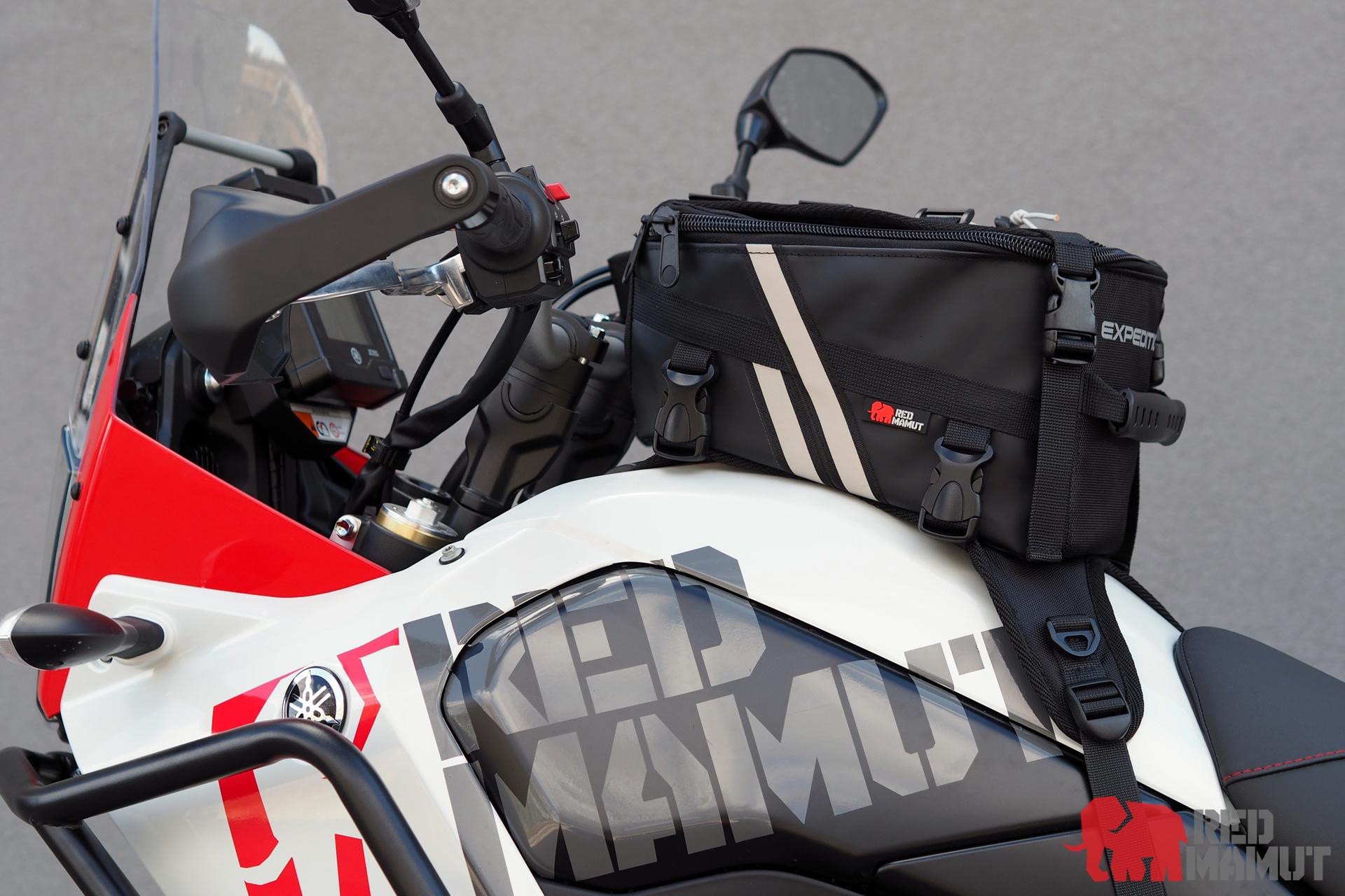 Tankbag EXPEDITION 7l Red Mamut