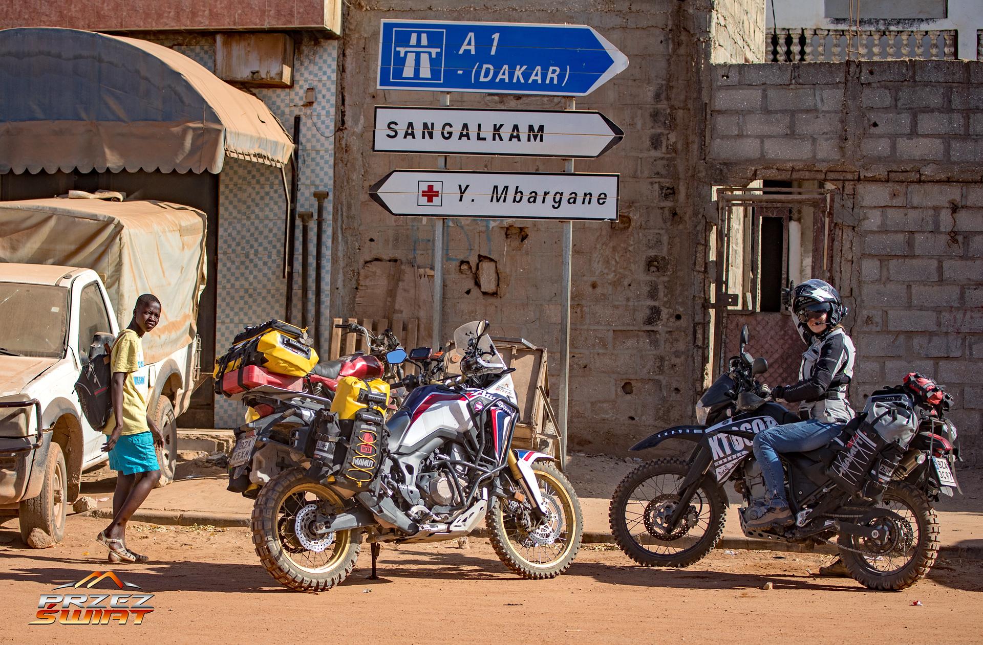 Sakwy motocyklowe 5 seconds