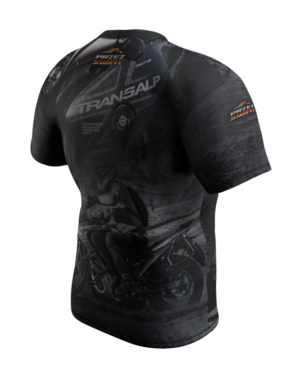 Koszulka termoaktywna Honda Transalp 700