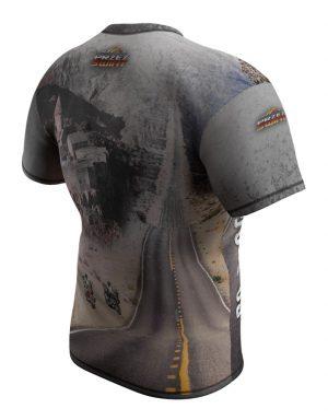 Koszulka termoaktywna Bo droga jest celem BMW R1200 GS